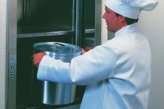 dumbwaiter chef choice