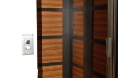 home elevator installed