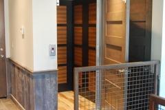 home elevator installed 4
