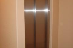 home elevator installed 2