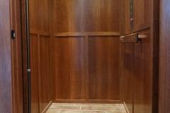 home elevator installed 3