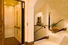 home elevator installed b1