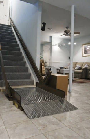 Butler Mobility Incline Platform Lifts