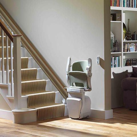 Cat-Stair Lift Rentals
