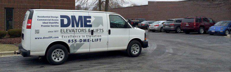 DME-service van