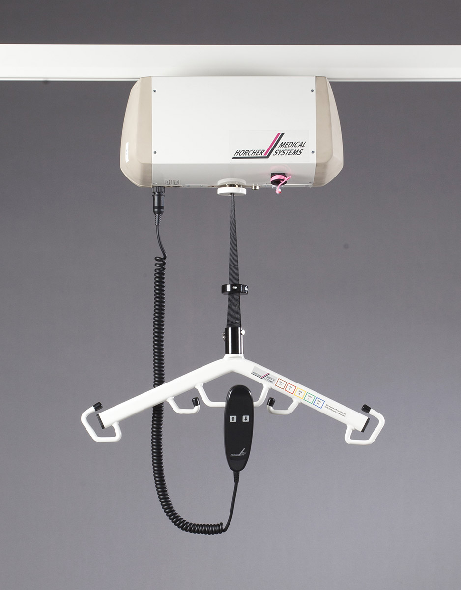 Permanent Mounted Ceiling Lifts