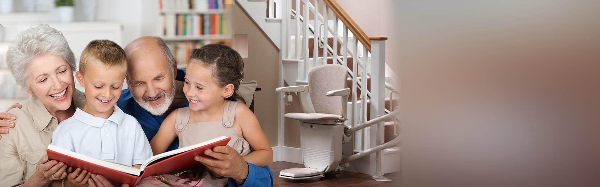 stair chair for seniors