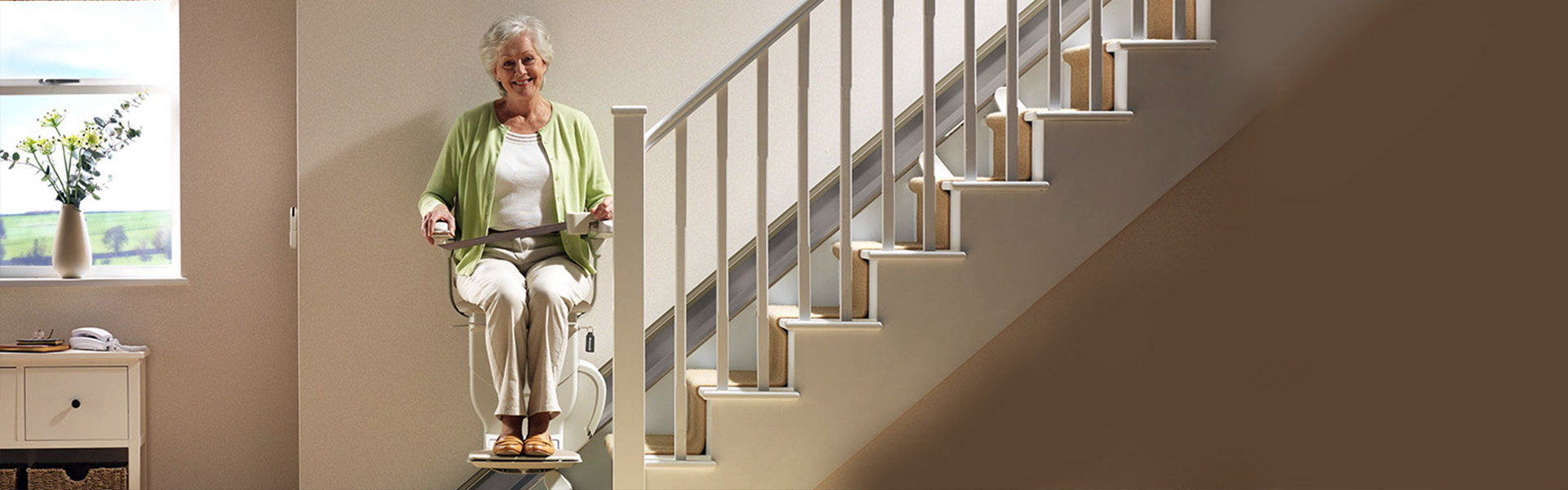 & Stannah Stair Lifts Stair Chairs Stair Lift: IN IL WI |