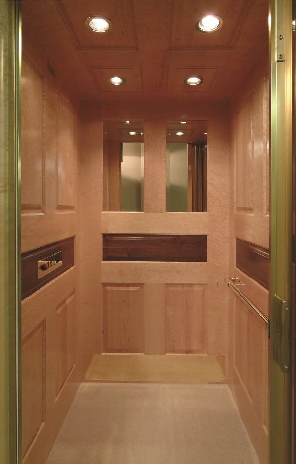 Home elevator residential elevator il in wi Elevators for the home